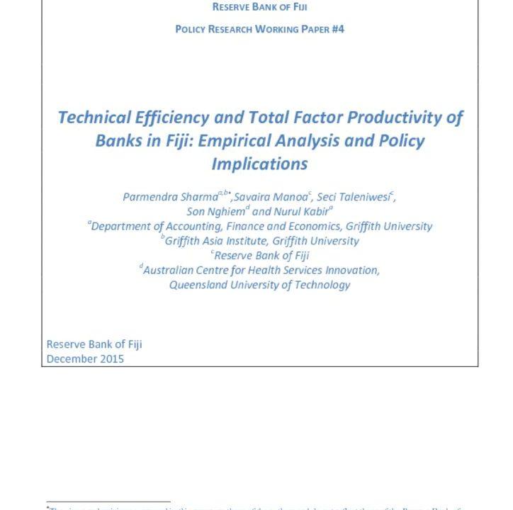 thumbnail of RBF-GU-WPS4-Bank-Efficiency-in-Fiji