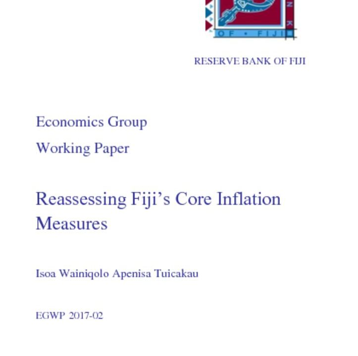 thumbnail of Reassessing-Fijis-Core-Inflation-Measures