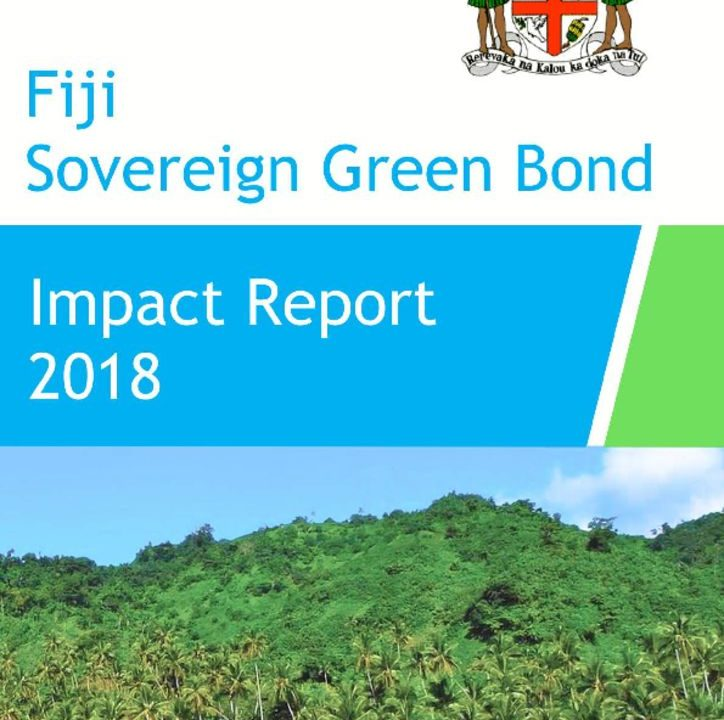 thumbnail of Fiji Sovereign Green Bond Impact Report 2018