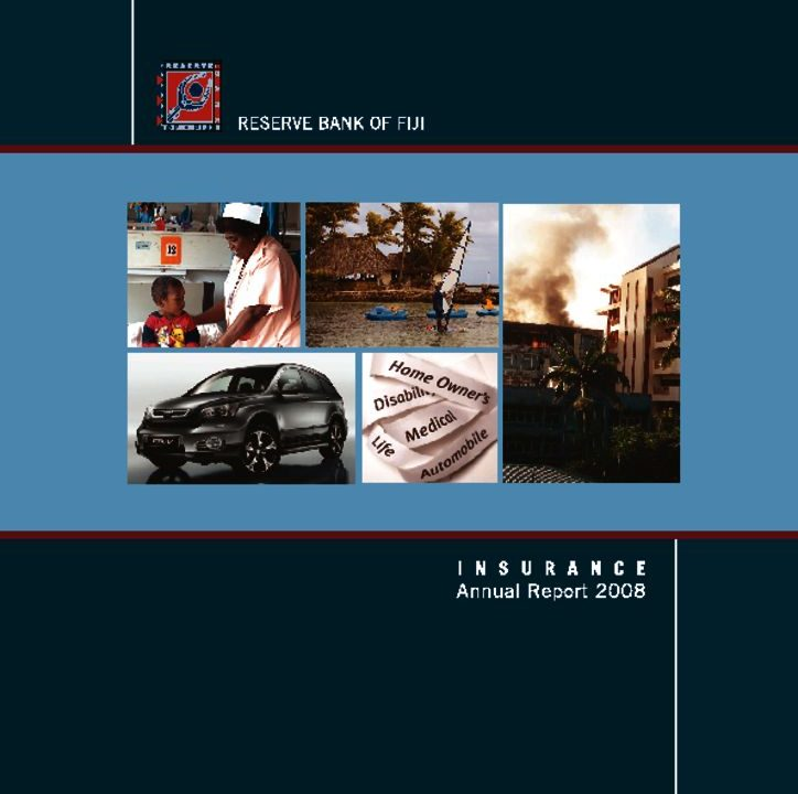 thumbnail of 2008 Insurance Annual Report
