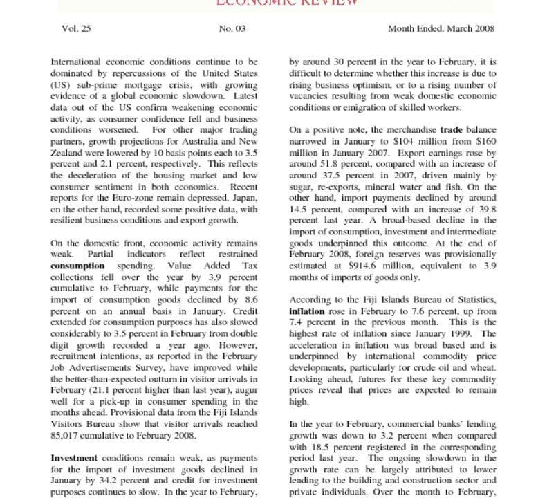 thumbnail of Economic Review – Mar2008