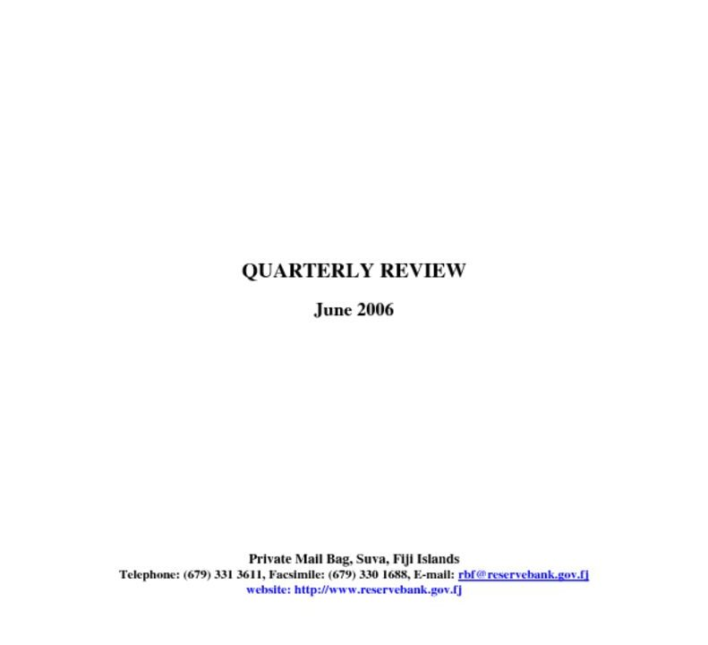 thumbnail of Jun-06 RBF Quarterly Review