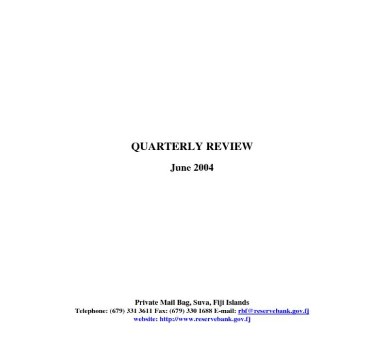 thumbnail of Jun04 Quarterly Review