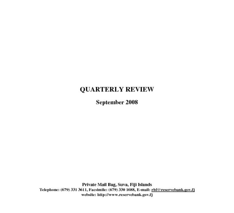 thumbnail of Quarterly Review Sept-08