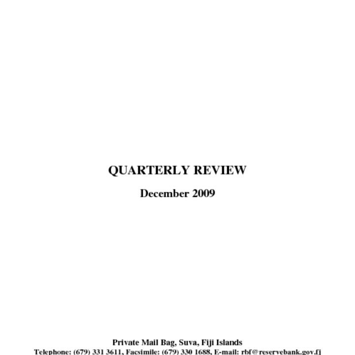 thumbnail of RBF Quartely Review (Dec-09)_complete